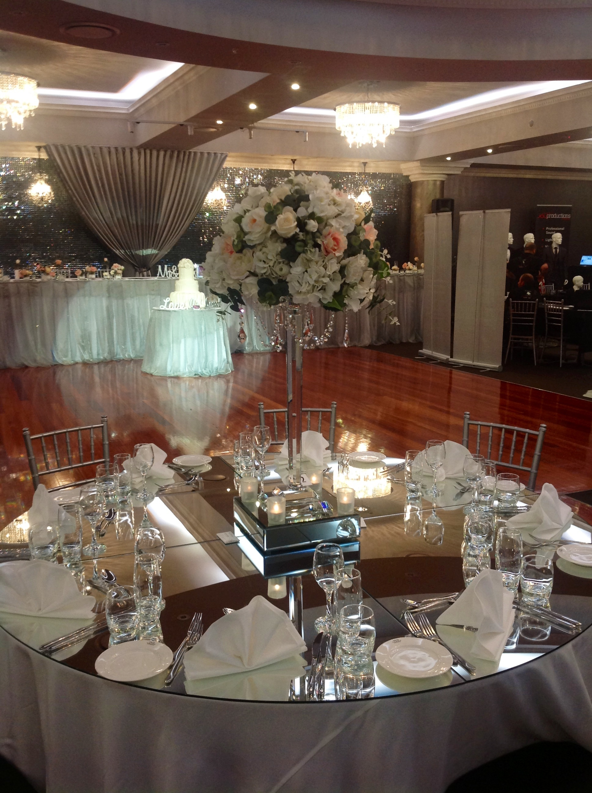 Decorative Hire For Weddings And Events